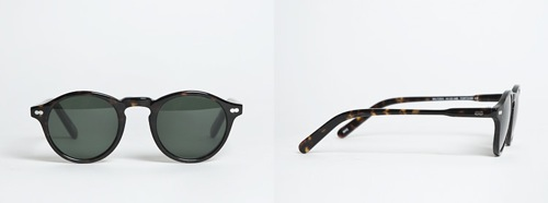 Essential: Moscot Miltzen Tortoise Sunglasses