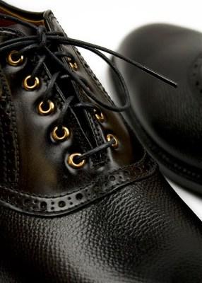 Alden x Blackbird Frank Osgood Saddle Shoes
