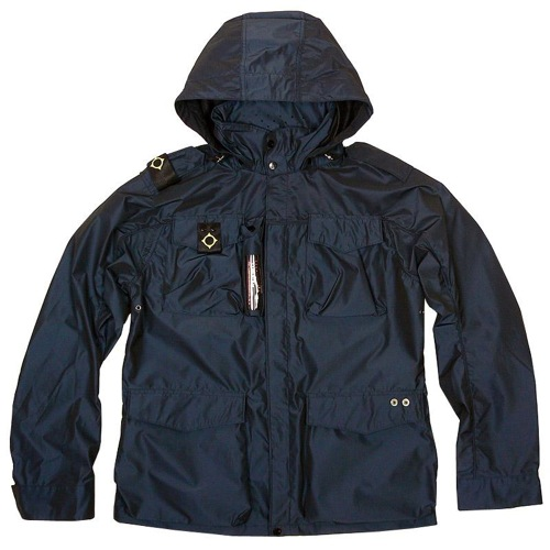 MA.Strum Cross-Dyed Torch Field Jacket