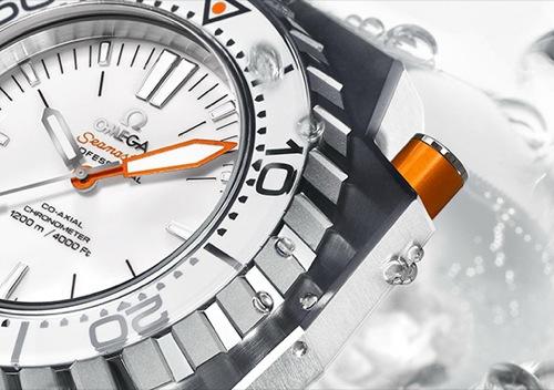 Baselworld: Omega Seamaster Ploprof 1200M Diver Watch