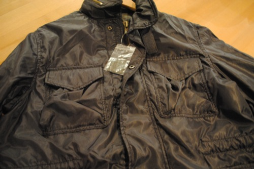 Alpha Industries Fall/Winter 2010 Preview