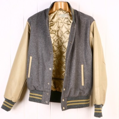 Heritage Research x Oipolloi Varsity Jacket