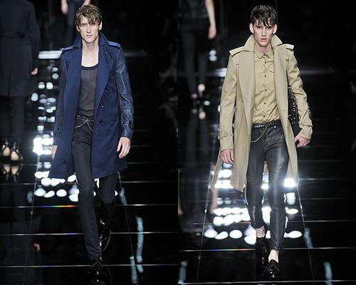 Milan Fashion Week: Burberry Prorsum Spring/Summer 2011