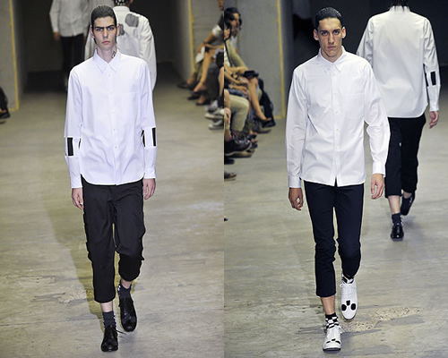 Paris Fashion Week: Comme des Garcons Spring/Summer 2011