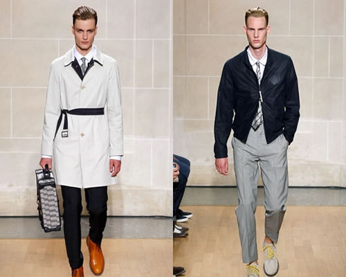 Dunhill Spring/Summer 2011 Collection
