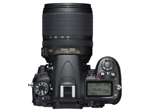 Nikon D7000 Unveiled to Battle Canon 60D