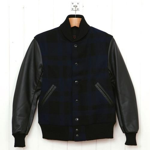 Woolrich Woolen Mills Sportman Baseball Jacket