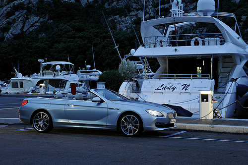 Unveiled | 2012 BMW 650i Convertible