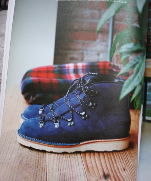 Made in Canada | VIBERG Hiker Boot for Leffot