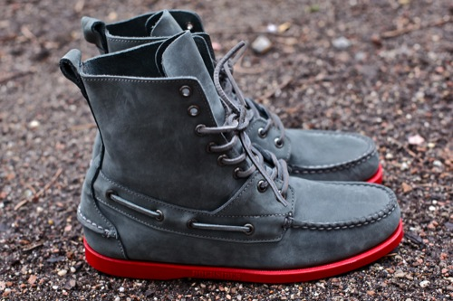 Sebago Nexus Project | William Yan x Ronnie Fieg DT High Boot