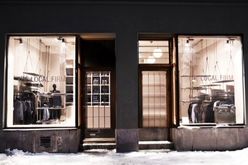 Now Open | The Local Firm in Stockholm