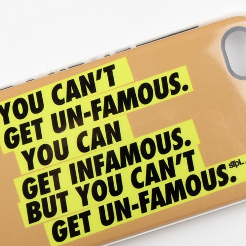 Uncommon x Staple iPhone 4 Cases