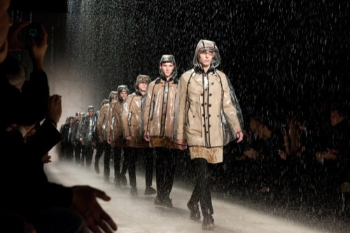 Milan Fashion Week | Burberry Prorsum Autumn/Winter 2011