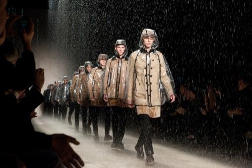 Milan Fashion Week | Burberry Prorsum Autumn/Winter 2011