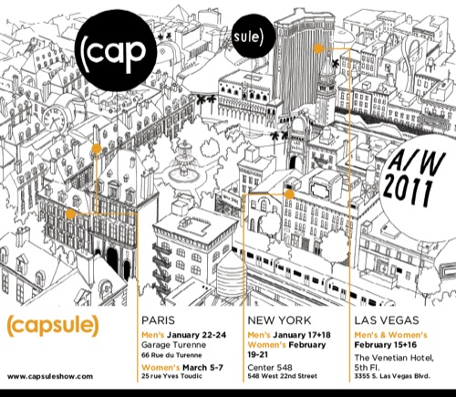 (capsule) Show New York Autumn/Winter 2011