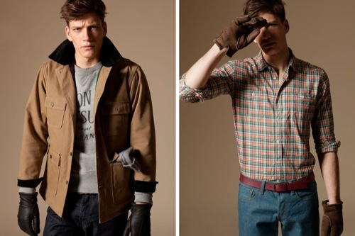 "Kitsune Fall/Winter 2011 ""Brokeback Mountain"" Collection"