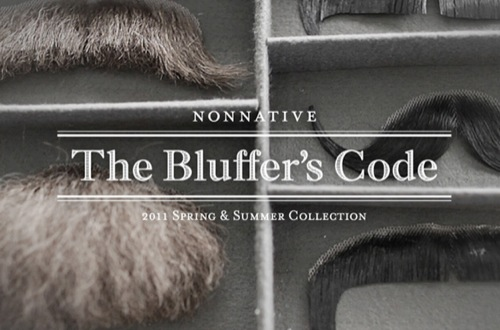 The Bluffer's Code | nonnative Spring/Summer 2011 Collection