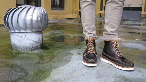 In Stock | Yuketen Boots Spring/Summer 2011