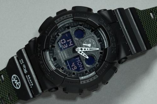 Garbstore x G-Shock GA-100 Watch