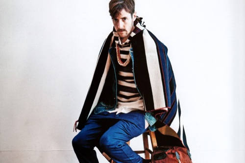 visvim Spring/Summer 2011 Collection in SENSE