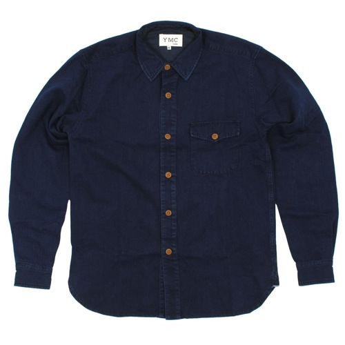 Spring 2011 | YMC Light Selvedge Hunting Shirt