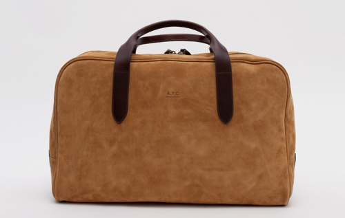 A.P.C. Large Weekend Bag, S/S 2011