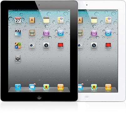 Introducing | Apple iPad 2, Available March 11