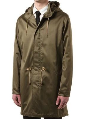 Essential Outerwear | A.P.C. Military Parka