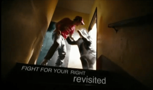 Beastie Boys Fight for Your Right Revisited Video