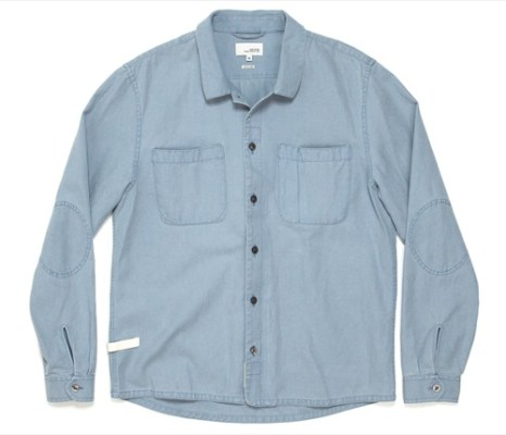 Jack Spade Painter's Twill Button Down Shirt