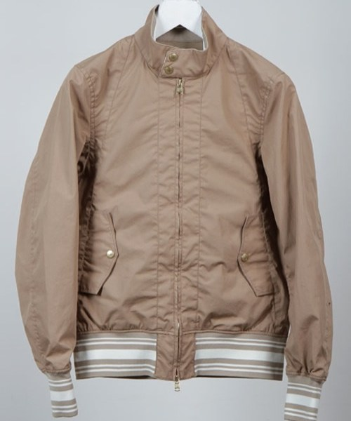 The Want | nonnative Khaki Harrington Jacket