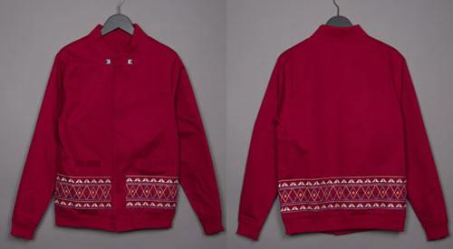 Pigalle Frochot Varsity Jacket