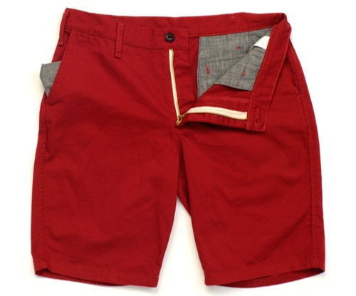 Left Field Angus Young Shorts for Spring 2011