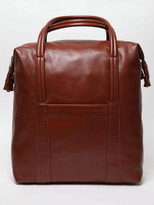 36f9738a20941 Maison Martin Margiela 11 Leather Tote Bag - Por Homme ...