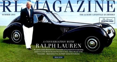 RL Magazine | Summer 2011 Edition - Por Homme - Contemporary Men's
