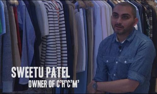 Sweetu Patel of New York's C'H'C'M' Talks Classic Menswear