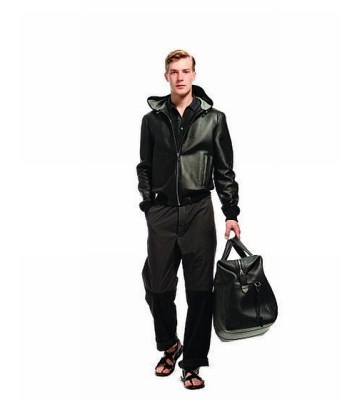 Bally Spring/Summer 2012 Lookbook