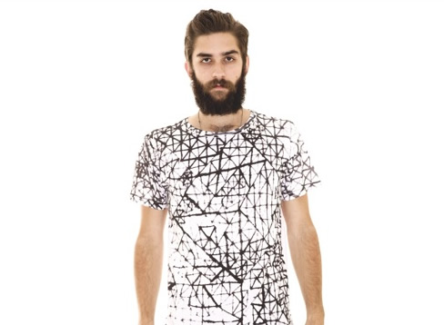 Comune 'Drop City' T-Shirt by Devendra Banhart