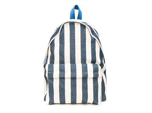 Martin Keehn Super Stripe Backpack