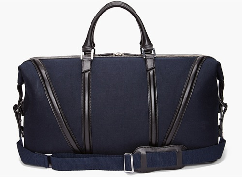 Want Les Essentiels Organic Canvas Holdall