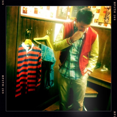 First Look | GANT Rugger Homerun Jacket for Fall 2011