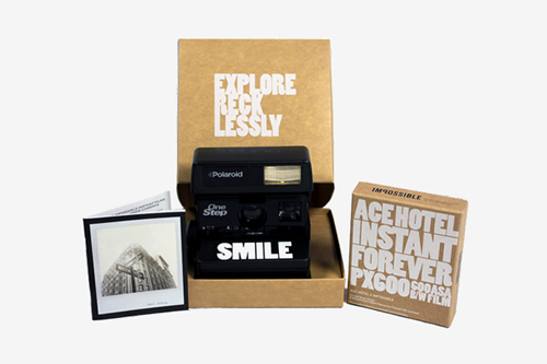 Ace Hotel x The Impossible Project