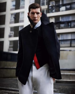 Bergdorf Goodman Fall/Winter 2011 Lookbook