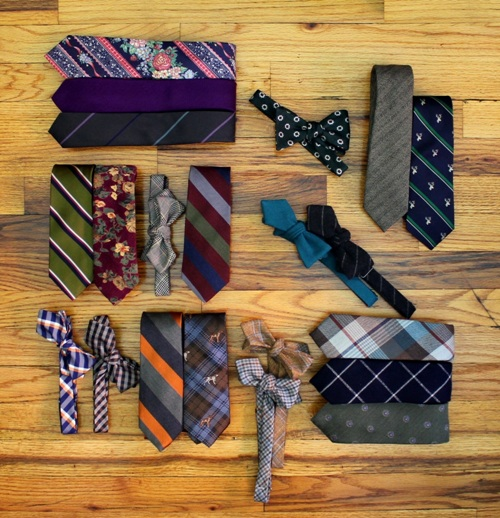 Fine and Dandy Shop Fall/Winter 2011 Neckwear