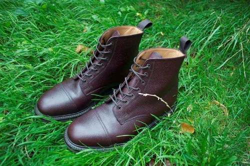 Mark Mcnairy New Amsterdam Derby Boot for Fall 2011