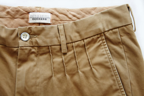 Patrik Ervell x Dockers Fall 2011 GQ Best New Menswear Designers in America Collection