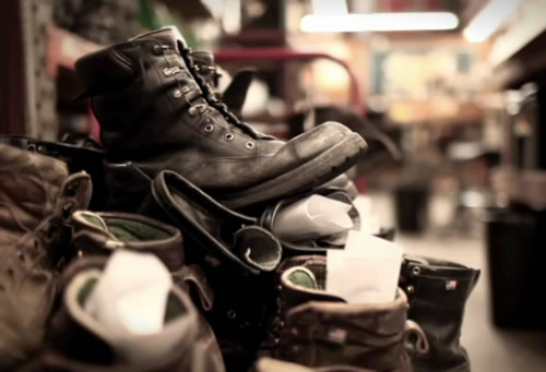 Danner Recrafting | Crafting Higher Standards