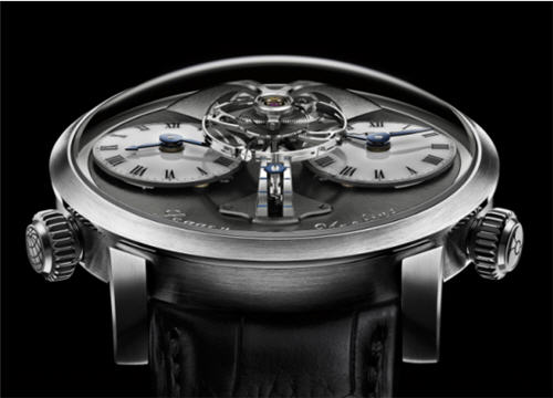 Introducing | The MB&F Legacy Machine 1
