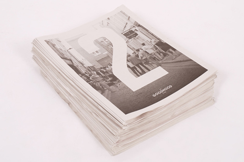 The Goodhood Store 'Paper 2' Newspaper