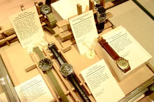 Hodinkee x Club Monaco | Vintage Watches Made in the USA